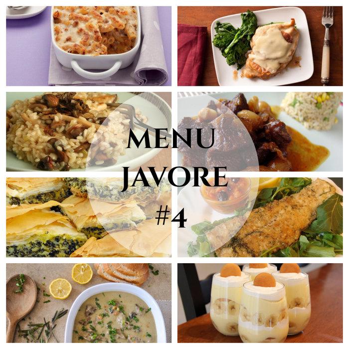 menu javore #4