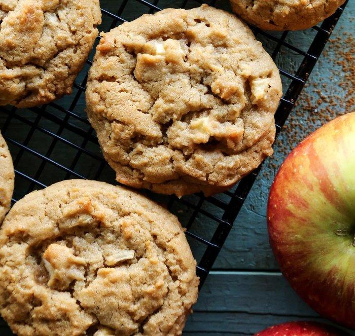 Biskota me mollë